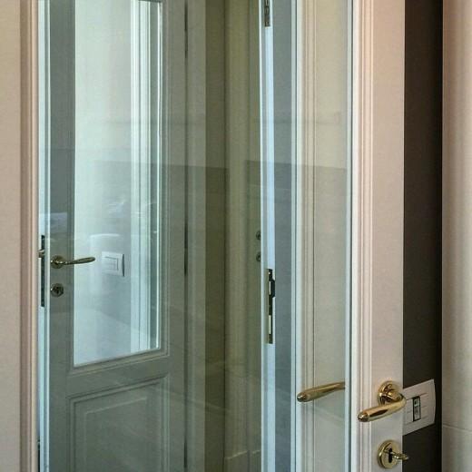 Contoh Kusen Pintu Aluminium Dinasty Alumunium